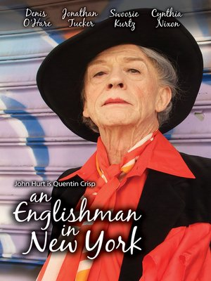 cover image of An Englishman in New York