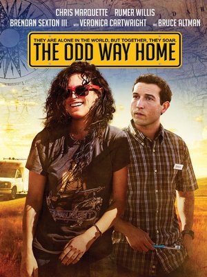 cover image of The Odd Way Home