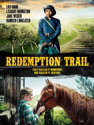 cover image of Redemption Trail