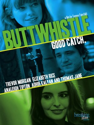 cover image of Buttwhistle