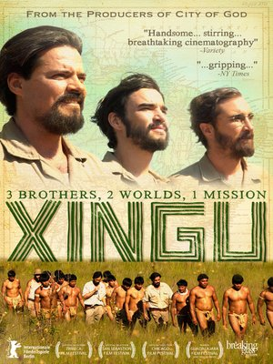 cover image of Xingu