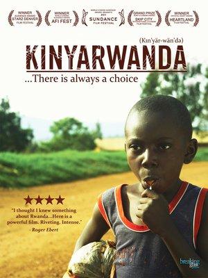 cover image of Kinyarwanda