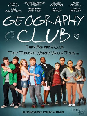 cover image of Geography Club