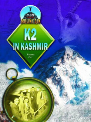 cover image of K2 in Kashmir