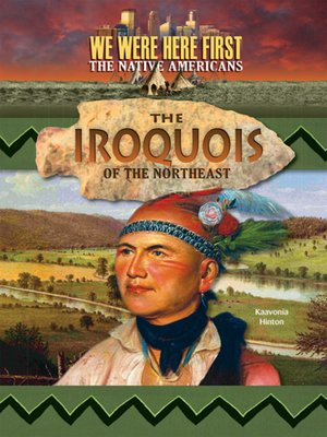 cover image of The Iroquois of the Northeast