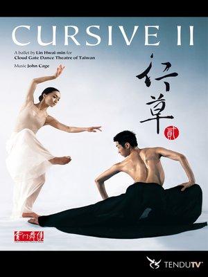 cover image of Cursive II