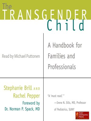 cover image of The Transgender Child