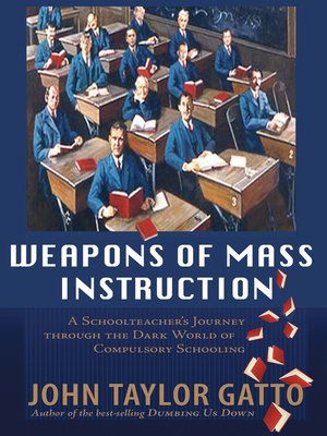 cover image of Weapons of Mass Instruction
