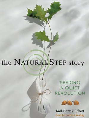 cover image of The Natural Step Story