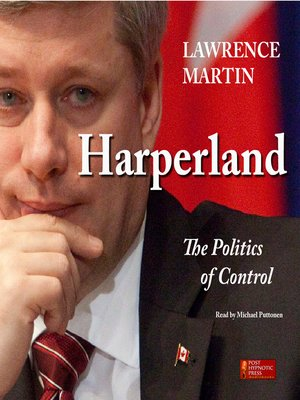 cover image of Harperland