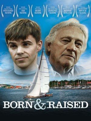 cover image of Born & Raised