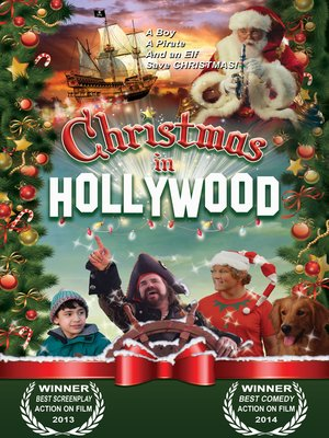 cover image of Christmas in Hollywood