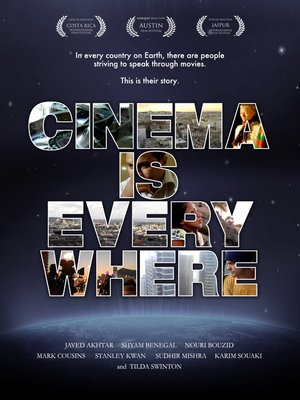 cover image of Cinema is Everywhere