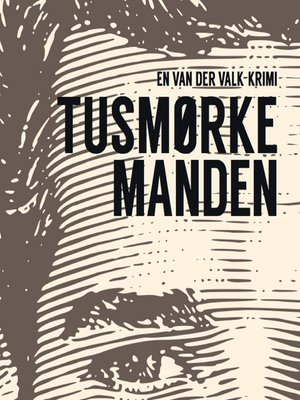 cover image of Tusmørkemanden
