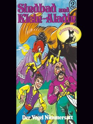 cover image of Sindbad und Klein-Aladin, Folge 2