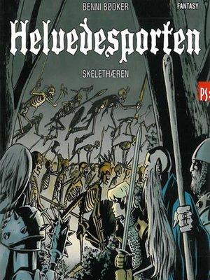 cover image of Skelethæren--Helvedesporten 4