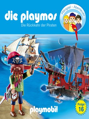 cover image of Die Playmos--Das Original Playmobil Hörspiel, Folge 16