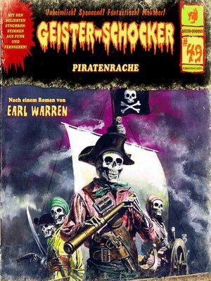 cover image of Geister-Schocker, Folge 49