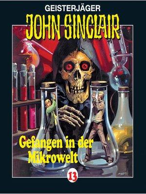 cover image of John Sinclair, Folge 13