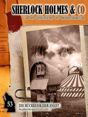 cover image of Sherlock Holmes & Co, Folge 53