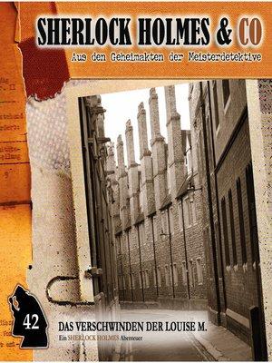 cover image of Sherlock Holmes & Co, Folge 42