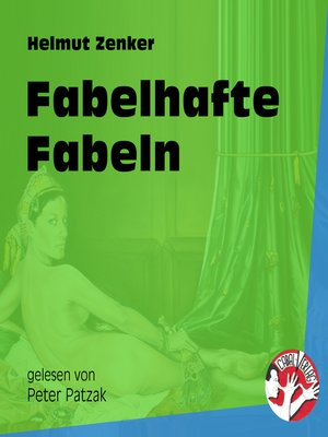 cover image of Fabelhafte Fabeln