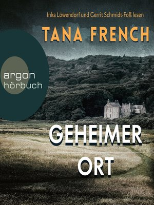 cover image of Geheimer Ort