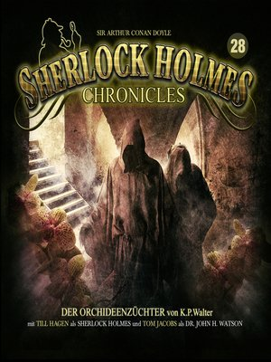 cover image of Sherlock Holmes Chronicles, Folge 28