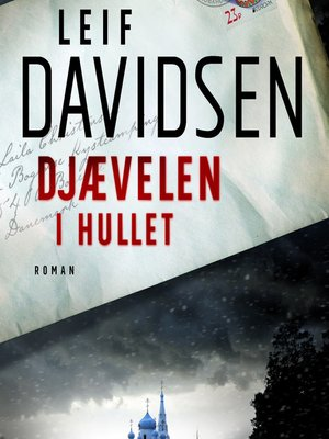 cover image of Djævelen i hullet