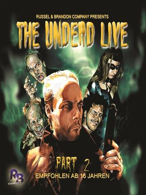 cover image of The Undead Live, Part 2