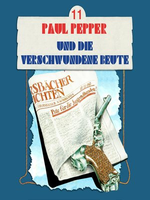 cover image of Paul Pepper, Folge 11