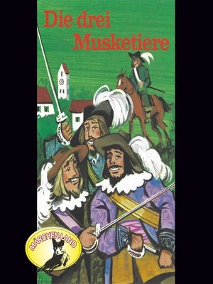 cover image of Alexandre Dumas, Die drei Musketiere