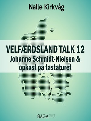 cover image of Velfærdsland TALK, 12