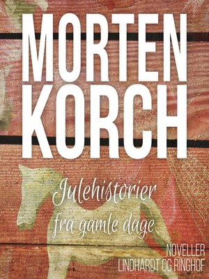 cover image of Julehistorier fra gamle dage