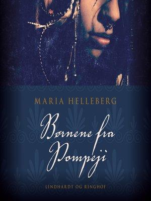 cover image of Børnene fra Pompeji