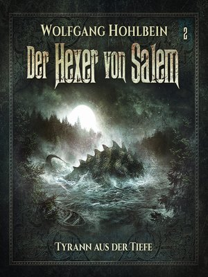 cover image of Der Hexer von Salem, Folge 2