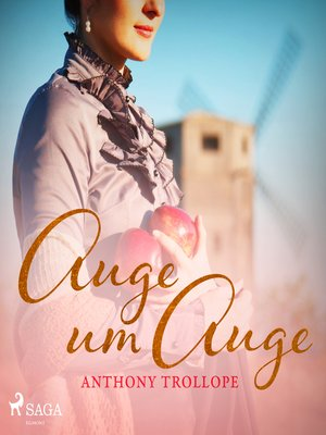 cover image of Auge um Auge