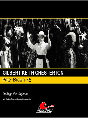 cover image of Pater Brown, Folge 45