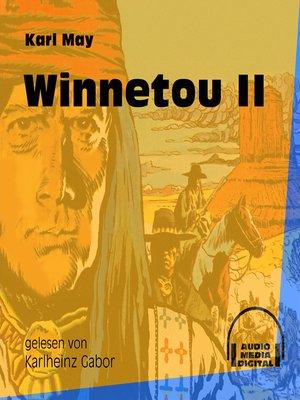 cover image of Winnetou II