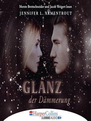 cover image of Glanz der Dämmerung--Götterleuchten 3
