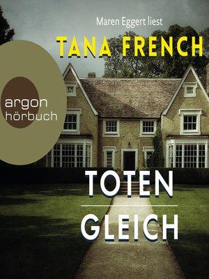 cover image of Totengleich (Autorisierte Lesefassung)
