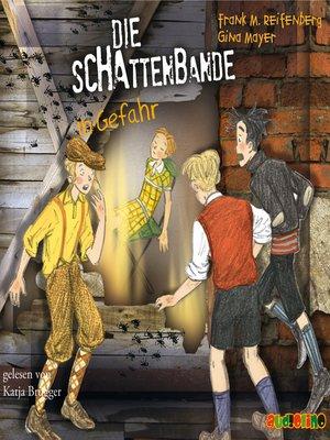 cover image of Die Schattenbande in Gefahr--Die Schattenbande 3