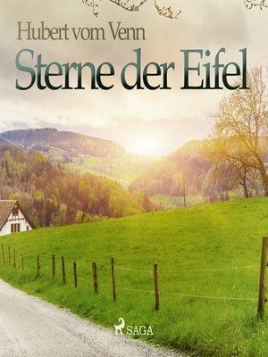 cover image of Sterne der Eifel