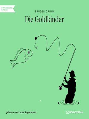 cover image of Die Goldkinder