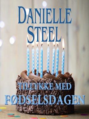 cover image of Tillykke med fødselsdagen