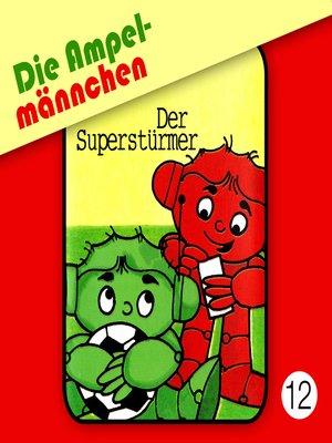 cover image of Die Ampelmännchen, Folge 12