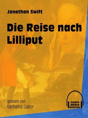 cover image of Die Reise nach Lilliput