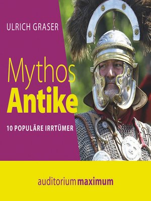 cover image of Mythos Antike
