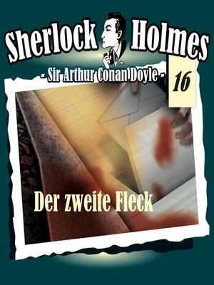 cover image of Sherlock Holmes, Die Originale, Fall 16