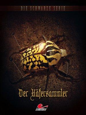 cover image of Die schwarze Serie, Folge 8
